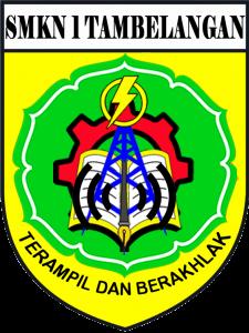 Logo SMKN 1 TAMBELANGAN