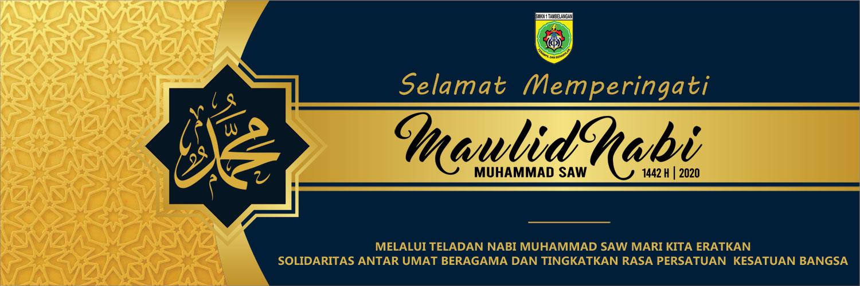 Banner maulid
